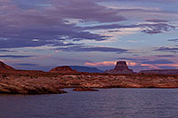 /images/133/2011-07-10-powell-mon-81969.jpg - #09379: Evening by Antelope Point at Lake Powell … July 2011 -- Lake Powell, Arizona
