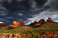 /images/133/2011-09-08-sedona-3sisters-93167.jpg - #09453: Images of Sedona … September 2011 -- Sedona, Arizona
