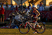/images/133/2011-10-23-soma-bike-transition-107171.jpg - #09630: 04:43:05 #116 running at Soma Triathlon 2011 … October 2011 -- Tempe Town Lake, Tempe, Arizona