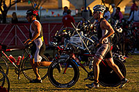 /images/133/2011-10-23-soma-bike-transition-107173.jpg - #09631: 04:43:05 #116 running at Soma Triathlon 2011 … October 2011 -- Tempe Town Lake, Tempe, Arizona