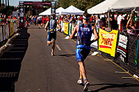 /images/133/2011-10-23-soma-finish-109182.jpg - #09634: 04:43:05 #116 running at Soma Triathlon 2011 … October 2011 -- Tempe Town Lake, Tempe, Arizona