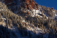 /images/133/2011-10-27-maroon-snowy-far-109373.jpg - #09666: Snowy Trees in Maroon Bells, Colorado … October 2011 -- Maroon Bells, Colorado