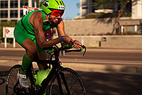 /images/133/2011-11-20-ironman-bike-121963.jpg - #09744: 01:38:58 - #1191 in green at start of Lap 1 - Ironman Arizona 2011 … November 2011 -- Rio Salado Parkway, Tempe, Arizona