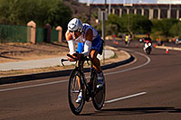 /images/133/2011-11-20-ironman-bike-122408.jpg - #09745: 02:38:12 - #1709 at start of Lap 2 - Ironman Arizona 2011 … November 2011 -- Rio Salado Parkway, Tempe, Arizona