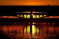 /images/133/2011-11-26-tempe-lake-sunset-125238.jpg - #09848: People at sunset at Tempe Town Lake … November 2011 -- Tempe Town Lake, Tempe, Arizona