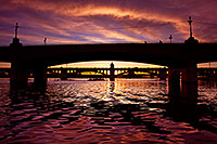/images/133/2011-12-07-tempe-lake-sunset-125910.jpg - #09850: Sunset at Tempe Town Lake … December 2011 -- Tempe Town Lake, Tempe, Arizona