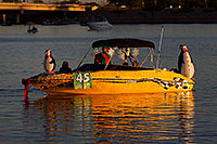 /images/133/2011-12-10-tempe-aps-lights-126454.jpg - #09853: Boat #45 before APS Fantasy of Lights Boat Parade … December 2011 -- Tempe Town Lake, Tempe, Arizona