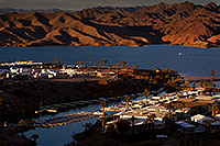 /images/133/2011-12-15-lake-havasu-boats-127901.jpg - #09870: Evening at Lake Havasu … December 2011 -- Lake Havasu, Arizona