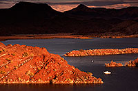 /images/133/2011-12-17-lake-havasu-boat-0360.jpg - #09874: Evening at Lake Havasu … December 2011 -- Lake Havasu, Arizona