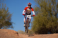 /images/133/2012-01-07-papago-bikes-jumps-135114.jpg - #09925: 04:33:24 #40 jumping at 12 Hours of Papago 2012 … January 7, 2012 -- Papago Park, Tempe, Arizona