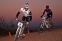/images/133/2012-01-07-papago-bikes-night-137142.jpg - #09931: 10:37:10 #36 [2nd single-speed, 4th overall, 19 laps, 11:45:10] biking at night at 12 Hours of Papago 2012 … January 7, 2012 -- Papago Park, Tempe, Arizona