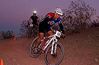 /images/133/2012-01-07-papago-bikes-night-137173.jpg - #09933: 10:45:48 #19 [33rd, 13 laps, 11:15:56] biking at night at 12 Hours of Papago 2012 … January 7, 2012 -- Papago Park, Tempe, Arizona