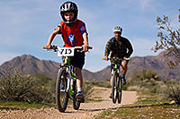 /images/133/2012-01-14-mcdowell-bikes-kids-139392.jpg - 09977: Mountain biking kids at McDowell Meltdown MBAA 2012 … January 14, 2012 -- McDowell Mountain Park, Fountain Hills, Arizona