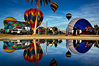 /images/133/2012-01-20-havasu-balloons-refl-142895.jpg - #10006: Balloon Fest in Lake Havasu City, Arizona … January 2012 -- Lake Havasu City, Arizona