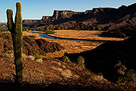 /images/133/2012-03-26-bill-will-evening-151023.jpg - #10095: Bill Williams River at Lake Havasu … March 2012 -- Bill Williams River, Lake Havasu, Arizona