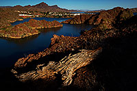 /images/133/2012-04-04-bill-will-lake-log-152110.jpg - #10117: Morning at Lake Havasu … April 2012 -- Lake Havasu, Arizona