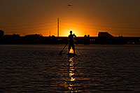 /images/133/2012-10-14-tempe-sunst-up-pad-1dx_4283.jpg - #10275: Stand up paddler at Tempe Town Lake … October 2012 -- Tempe Town Lake, Tempe, Arizona