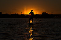 /images/133/2012-10-14-tempe-sunst-up-pad-1dx_4290.jpg - #10276: Stand up paddler at Tempe Town Lake … October 2012 -- Tempe Town Lake, Tempe, Arizona