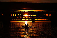 /images/133/2012-10-15-tempe-sunset-rows-1dx_4862.jpg - #10281: Sunset at Tempe Town Lake … October 2012 -- Tempe Town Lake, Tempe, Arizona