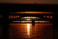 /images/133/2012-10-15-tempe-sunset-rows-1dx_4915.jpg - #10282: Sunset at Tempe Town Lake … October 2012 -- Tempe Town Lake, Tempe, Arizona