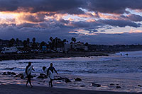 /images/133/2012-12-30-ca-cardiff-morning-13619.jpg - #10592: Surfers at Cardiff by the Sea, California … December 2012 -- Cardiff by the Sea, California