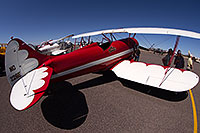 /images/133/2013-03-02-cg-fly-red-fish-27864.jpg - #10854: Planes at 55th Annual Cactus Fly-In 2013 in Casa Grande, Arizona … March 2013 -- Casa Grande, Arizona