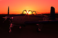 /images/133/2013-03-02-cg-fly-sunset-28742.jpg - #10870: Planes at 55th Annual Cactus Fly-In 2013 in Casa Grande, Arizona … March 2013 -- Casa Grande, Arizona