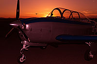 /images/133/2013-03-02-cg-fly-sunset-28744.jpg - #10844: Planes at 55th Annual Cactus Fly-In 2013 in Casa Grande, Arizona … March 2013 -- Casa Grande, Arizona