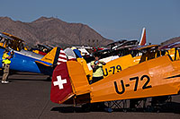 /images/133/2013-03-02-cg-fly-yellow-28298.jpg - #10881: Planes at 55th Annual Cactus Fly-In 2013 in Casa Grande, Arizona … March 2013 -- Casa Grande, Arizona