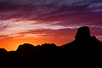 /images/133/2013-05-08-supers-rock-face-4-5-38343.jpg - #11082: Sunset in Superstitions … May 2013 -- Apache Trail Road, Superstitions, Arizona