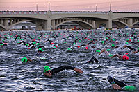 /images/133/2013-11-17-ironman-swim-1dx_0061.jpg - #11358:  - Swimming at Ironman Arizona 2013 … November 2013 -- Tempe Town Lake, Tempe, Arizona