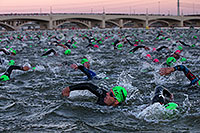/images/133/2013-11-17-ironman-swim-1dx_0089.jpg - #11359:  - Swimming at Ironman Arizona 2013 … November 2013 -- Tempe Town Lake, Tempe, Arizona
