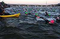 /images/133/2013-11-17-ironman-swim-1dx_0101.jpg - #11360:  - Swimming at Ironman Arizona 2013 … November 2013 -- Tempe Town Lake, Tempe, Arizona
