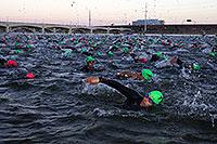 /images/133/2013-11-17-ironman-swim-1dx_0104.jpg - #11361:  - Swimming at Ironman Arizona 2013 … November 2013 -- Tempe Town Lake, Tempe, Arizona