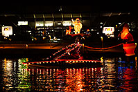 /images/133/2013-12-14-tempe-boats-1dx_5576.jpg - #11407: APS Fantasy of Lights Boat Parade … December 2013 -- Tempe Town Lake, Tempe, Arizona