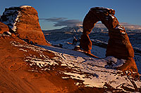/images/133/2013-12-22-arches-delicate-5d3_6625.jpg - #11431: Delicate Arch in Arches National Park … December 2013 -- Delicate Arch, Arches Park, Utah