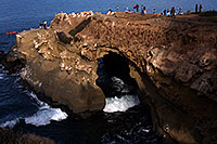 /images/133/2014-01-04-lajolla-cave-5d3_8586.jpg - #11527: Cave at La Jolla, California … January 2014 -- La Jolla, California