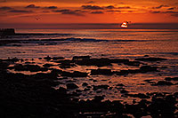 /images/133/2014-01-04-lajolla-sunset-1x_22168.jpg - #11519: Sunset at La Jolla, California … January 2014 -- La Jolla, California