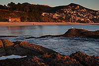 /images/133/2014-01-05-laguna-evening-1x_23860.jpg - #11516: Evening at Laguna Beach, California … January 2014 -- Laguna Beach, California