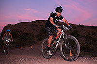 /images/133/2014-01-11-papago-night-5d_11207.jpg - #11583: Mountain Biking at 12 Hours at Papago in Tempe … January 2014 -- Papago Park, Tempe, Arizona