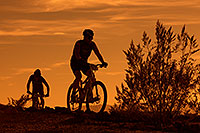 /images/133/2014-01-11-papago-sunset-5d_10603.jpg - #11594: Mountain Biking at 12 Hours at Papago in Tempe … January 2014 -- Papago Park, Tempe, Arizona