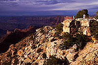 /images/133/2014-07-04-gc-lipan-morn-1dx_1656.jpg - #12030: Evening at Lipan Point at Grand Canyon … July 2014 -- Lipan Point, Grand Canyon, Arizona