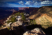 /images/133/2014-07-05-gc-lipan-view-1dx_2435.jpg - 12044: Evening at Lipan Point at Grand Canyon … July 2014 -- Lipan Point, Grand Canyon, Arizona