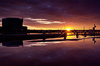 /images/133/2014-12-04-tempe-lake-sun-31-1dx_6430.jpg - #12298: Sunset at Tempe Town Lake … December 2014 -- Tempe Town Lake, Tempe, Arizona