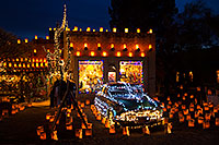 /images/133/2014-12-05-tubac-lights-1dx_6862.jpg - #12297: Hudson at Luminaria Nights in Tubac, Arizona … December 2014 -- Tubac, Arizona