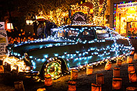 /images/133/2014-12-05-tubac-lights-1dx_6971.jpg - #12299: Hudson at Luminaria Nights in Tubac, Arizona … December 2014 -- Tubac, Arizona