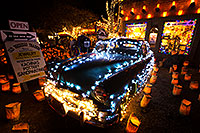 /images/133/2014-12-05-tubac-lights-1dx_7002.jpg - #12301: Hudson at Luminaria Nights in Tubac, Arizona … December 2014 -- Tubac, Arizona