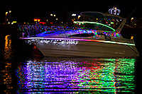 /images/133/2014-12-13-tempe-boats-1dx_8669.jpg - #12314: Boat #12 at APS Fantasy of Lights Boat Parade … December 2014 -- Tempe Town Lake, Tempe, Arizona