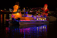 /images/133/2014-12-13-tempe-boats-1dx_9514.jpg - #12321: Boat #30 at APS Fantasy of Lights Boat Parade … December 2014 -- Tempe Town Lake, Tempe, Arizona