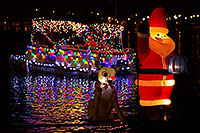 /images/133/2014-12-13-tempe-boats-1x_10318.jpg - #12329: APS Fantasy of Lights Boat Parade … December 2014 -- Tempe Town Lake, Tempe, Arizona